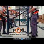 Orçamento Montagem de Porta Paletes POM